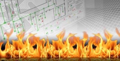 Фотолюминесцентные планы эвакуации 7