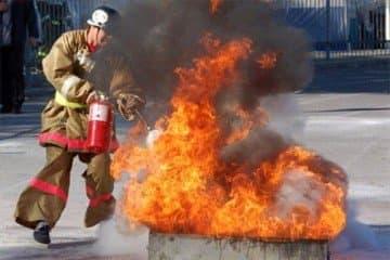 Автономная установка пожаротушения Парабола