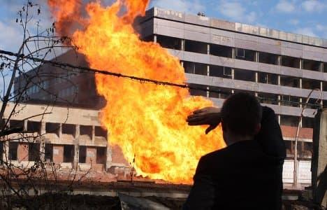 Пожарные риски и расчет