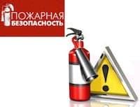 Пожарные документы в организации 1