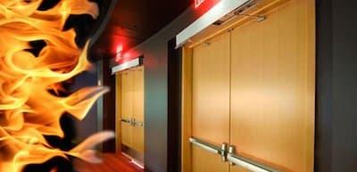 Противопожарные двери 7