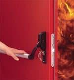 Установка противопожарных дверей 1