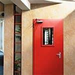 Установка противопожарных дверей 2